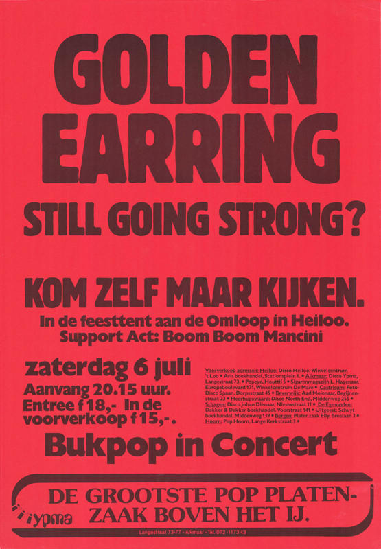 bukpop85zaterdag-poster